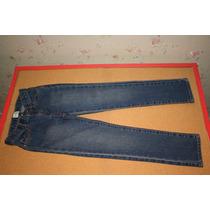 Pantalon Mezclilla Azul Mrino Niño 8 Años Children´s Place