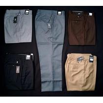 Pantalones Hugo Boss De Vestir 100% Originales
