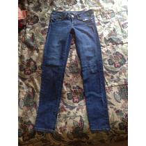 Pantalon Jeans Aeropostal Talla 0 De Mujer
