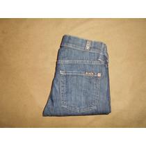Pantalon Seven For All Mankind T24 Alaia