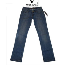 Jeans Wet Seal Dama 3 Chico S Mezclilla Stretch Pantalones!!