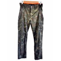 Pantalon Caballero Marca Guess Camuflaje