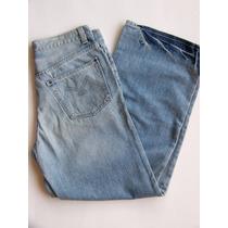 A M E R I C A N * R A G - Pantalón Jeans Celeste 31x30
