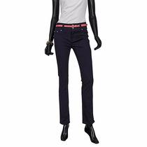 Pantalon Corte Recto Crn F20 Marino Oi