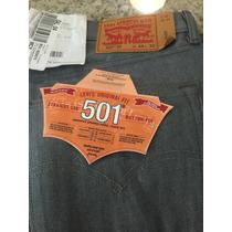 Pantalon 501 Original Levis Hombre 44 X32