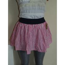 Faldas Hollister Co. T-m Nueva Orig. Shorts,blusas,vestidos