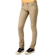Pantalon Dickies Curvey Slim Fit (talla 0) Mujer Dama Skinny