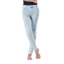 Jeans Pantalon Mezclilla Tipo Leggings Atmosphere Original
