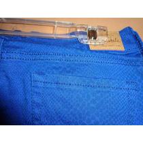 Pantalon Aeropostal Azul Animal Print Mod (172)
