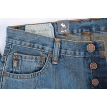 Exclusivo Pantalon A&f Moda Abercrombie & Fitch Jeans