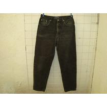 3 Pantalon Mezclilla Talla34 Clavin Klein Marine - Changoosx