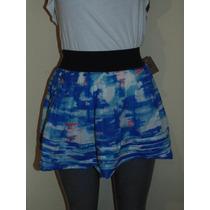 Faldas Hollister Co. Xs-s Nueva Orig. Shorts,jeans,blusas