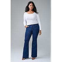 Oferta! Jeans Rue21+ /pantalón Talla Extra /plus /#14