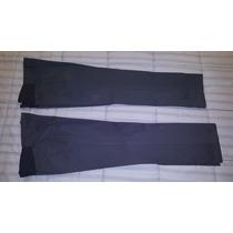 Pantalón Para Embarazada, Azul Marino