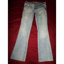 Jeans American Eagle Outfitters Artist Y Triple Q Tallas 1-2