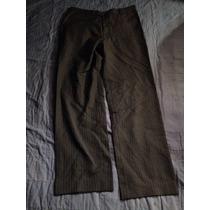 Pantalon Giorgio Armani 32x32 Made In Italy