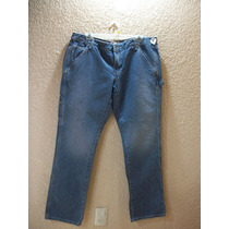 Pantalon D Mezclilla Old Navy P/dama Talla Extra 16-42