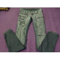 Hermosos Jeans Deslavados