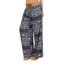 Pantalon De Playa Para Mujer