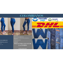 Pantalones Corte Colombianooferta Por Tiempo Limitado
