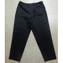 Pantalon Negro De Vestir Talla 32/34 Mexico