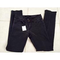 Jeans Dama Negro Calvin Klein Skinny 2x32