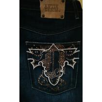 Antik Denim Jeans Para Caballero Talla 36x32. True, Rock&rep