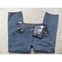Pantalon De Mezclilla Levis 501 Talla 36x30