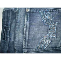Jeans Dama Rock And Republic 28 Seminuevos En Oferta