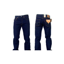 Lote De 4 Pantalones Levis 501 Para Caballero. Envió Gratis