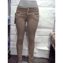 Lote De 10 Pantalones De Gabardina Para Dama Mayoreo