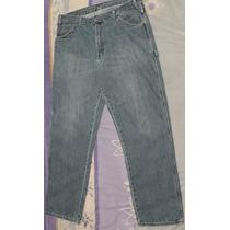 Pantalón Dickies Para Hombre Talla 36x32 Azul