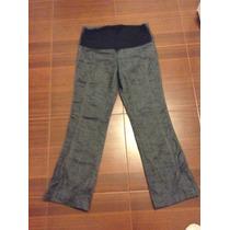 Mezclilla Pantalon De Maternidad Embarazo