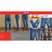 Paquete De 10 Pantalones Levis Hombre/mujer