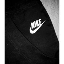 Padrisimo Pantalon Nike Capri Azul Marino Mujer Chico