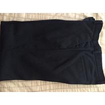 Pantalón Marca Zara 32 X 30 Color Negro