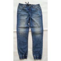 Pantalon Jogger Entubado American Eagle Talla M Nuevo 100%
