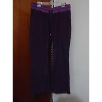 Pantalon De Pants Old Navy Para Dama Talla Xl-42 Color Uva