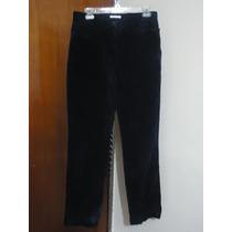 Pantalon D Vestir Negro Jones Nuevo P/dama 8 Amer 32 Mex