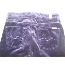 Jeans Dama 7 For All Mankind Talla 28 En Oferta Ganalos¡¡¡