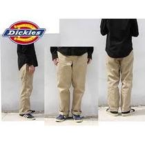 Pantalon Dickies Gabardina 874 Tallas Extras 2xl 46x32 Khaki
