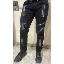 Pantalon War Machine Marca Clash Damage Denim
