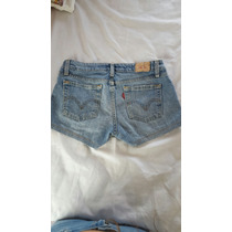 Shorts Levis Altos