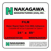 Película Fotográfica Autoadherible Nakagawa