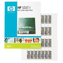 Etiquetas De Papel Hp Q2003a Dlt1 +c+