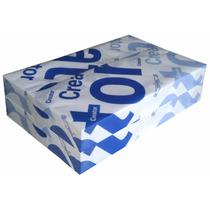 Papel Couche Tabloide 1,000 Hojas De 100 Grs