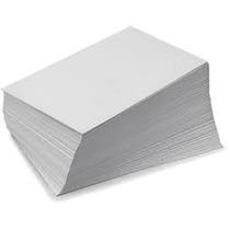 1000 Hojas Couche Brillante O Semimate 200gr Tamaño Carta