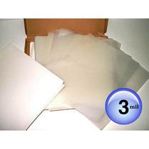 100 Bolsas P Laminadora / Enmicadora P T Carta 9 X 11.5 Plgs
