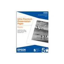 Epson Papel De Presentacion Ultra Premium Mate 250g/m², 50 H