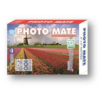 Papel Fotográfico Mate.tamaño Postal.300 Hojas.envio Gratis